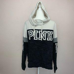 PINK Victoria's Secret hooded sweatshirt szL